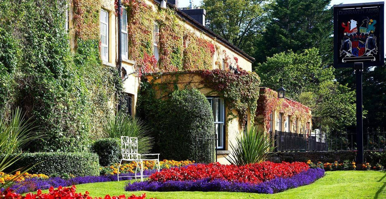 The dunraven adare hotels limerick original irish hotels for Adare house