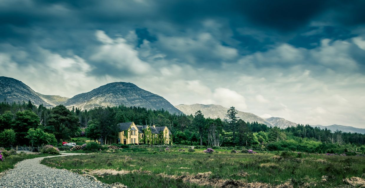 Lough Inagh Lodge Hotel