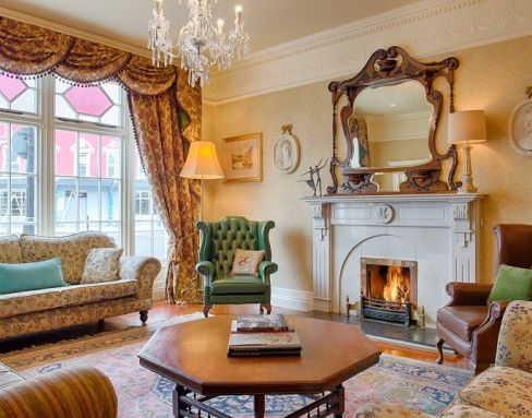 Arbutus Hotel Killarney The Drawing Room