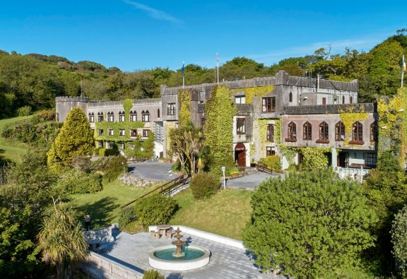 Luxury Castle Hotels Ireland Original Irish Hotels Original