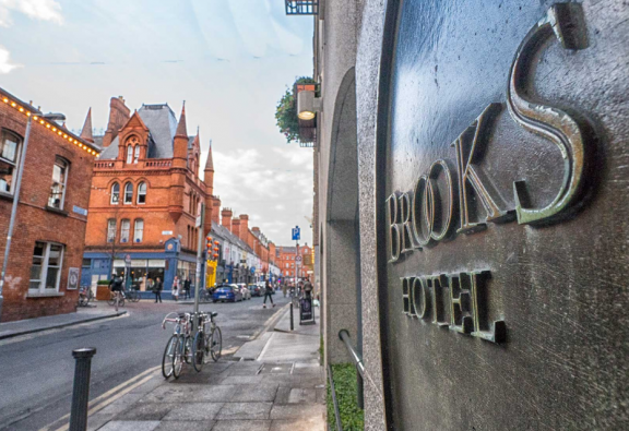 Wine, Dine & Stay at Brooks Hotel Dublin