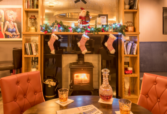 Weekend Winter Escape at Clew Bay Hotel