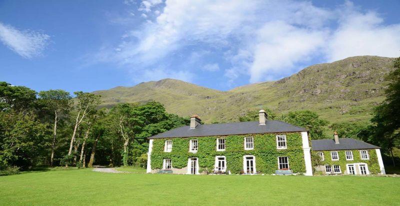 Delphi Lodge Connemara Galway - Original Irish Hotels
