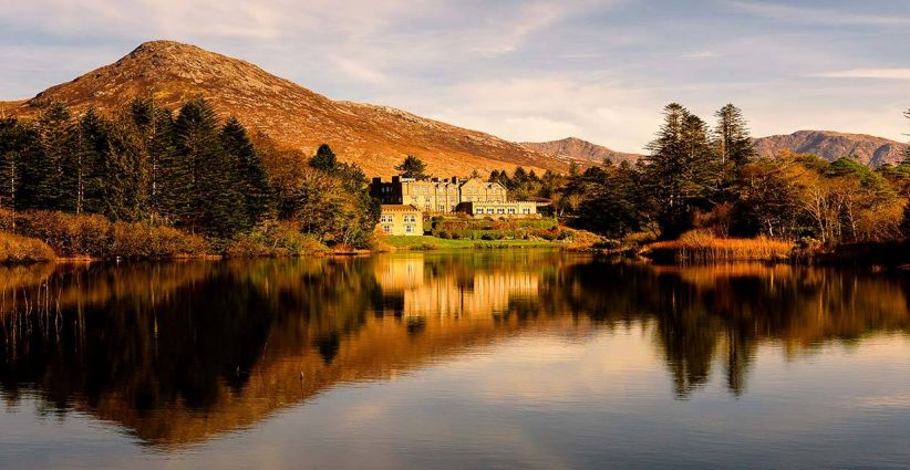 Ballynahinch Castle 1