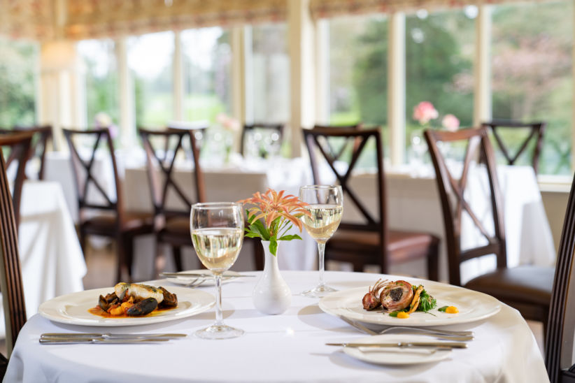 Beech Hill Country House Hotel Dining