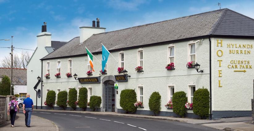 Hylands Burren Hotel Co  Clare 8