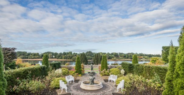Lough Rynn Castle Walled Gardens