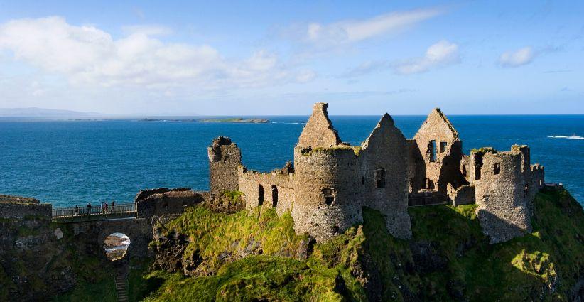 Dunluce Castle 3
