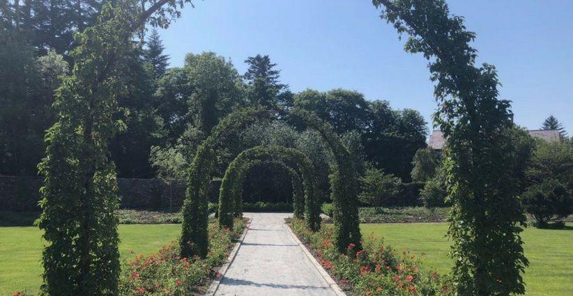 22 August 2018 Ballynahinch Castle Walled Garden